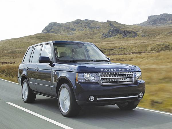 Range Rover станет экономичнее