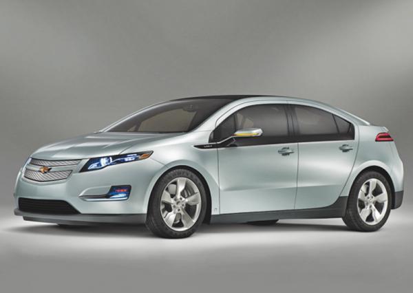 Chevrolet Volt будет продаваться вместе с электростанциями