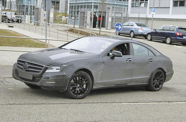 Mercedes-Benz CLS второго поколения