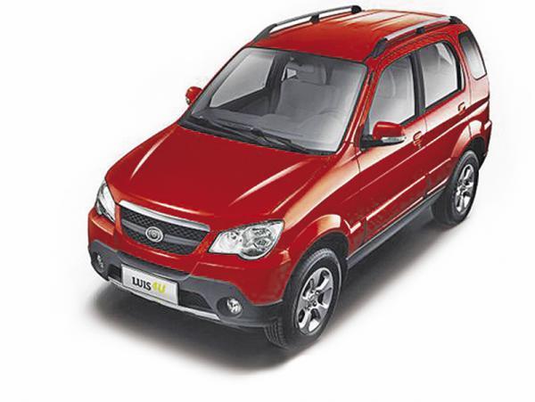 Luis 4U: массовый электромобиль на базе Daihatsu Terios