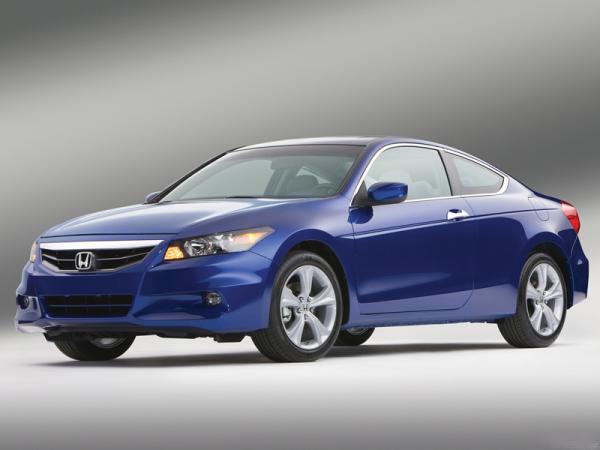 Honda Accord: обновление седана и купе