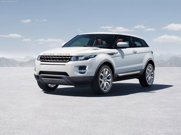 Самый маленький Range Rover