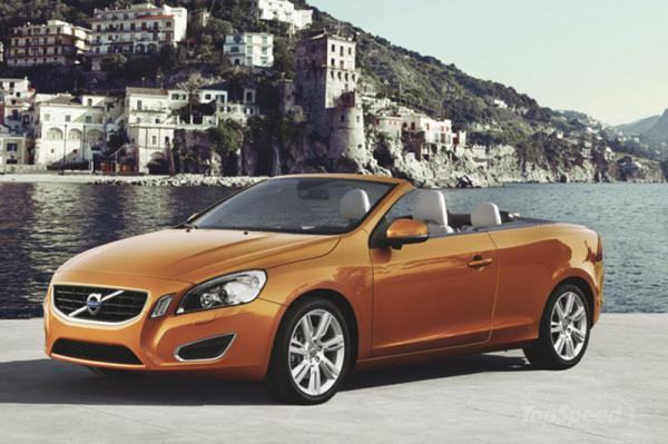 Volvo C60 станет кабриолетом