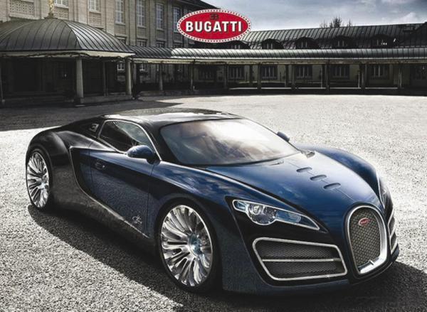Bugatti Veyron SuperSport: первая информация