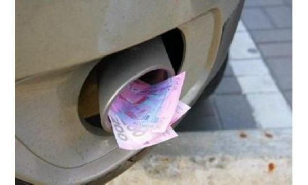 Транспортный сбор может быть включен в стоимость бензина