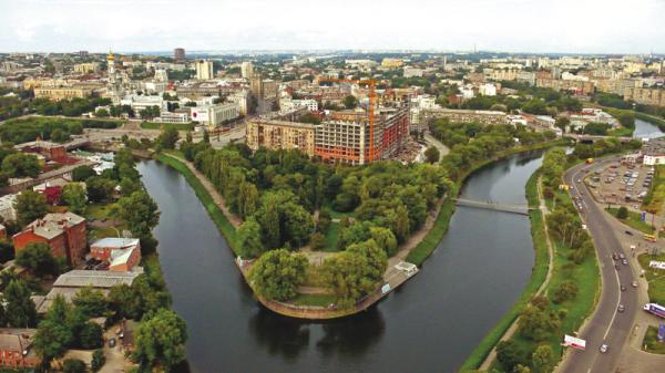 В Харькове построят новый мост