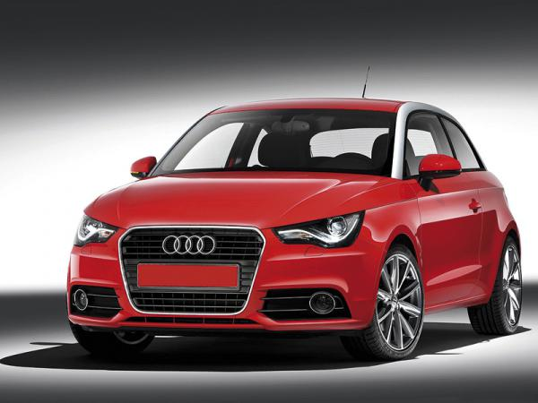 Audi A1: младший в семье