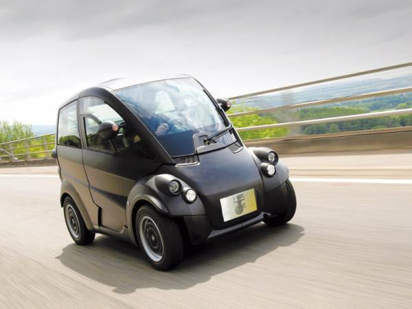 Gordon Murray T.25 Concept: мини-автомобиль для города