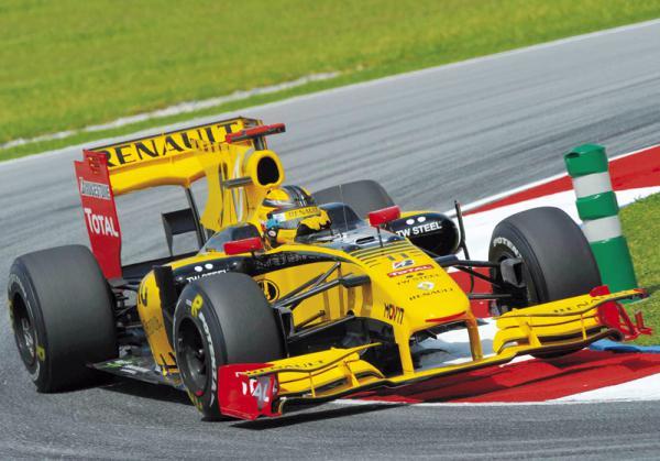 F1: Роберт Кубица: большие надежды, грозящие большими победами