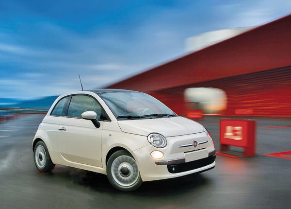 Fiat 500 получит новые двигатели