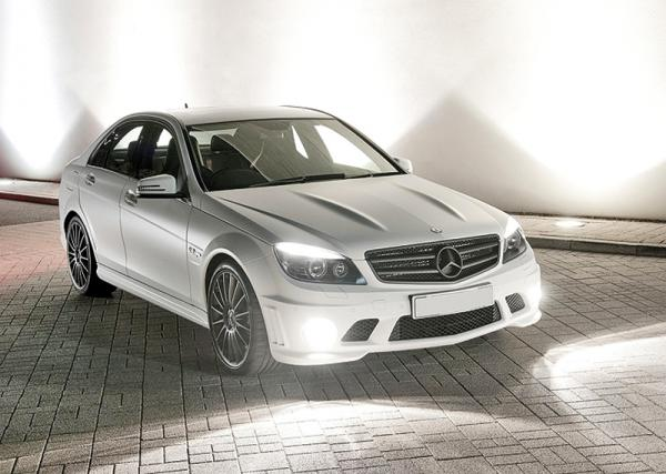 Mercedes-Benz C-Class C63 AMG DR520