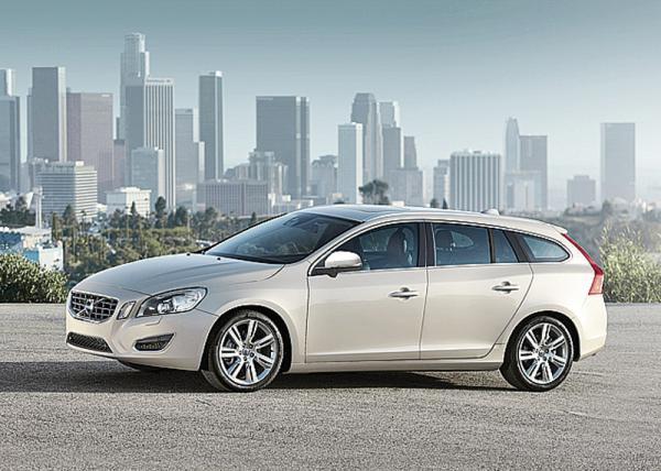 Volvo представил новый V60