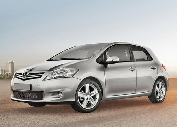 Обновленная Toyota Auris уже в Украине