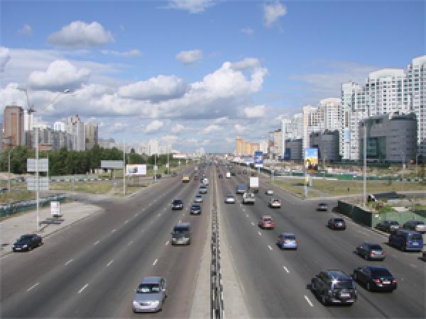 Самые опасные дороги Киева