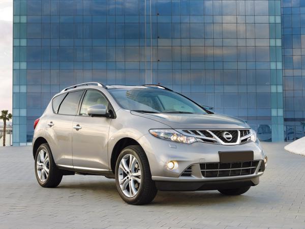 """Nissan Murano: в новый модельный год – с новым двигателем и свежим """"лицом"""""""