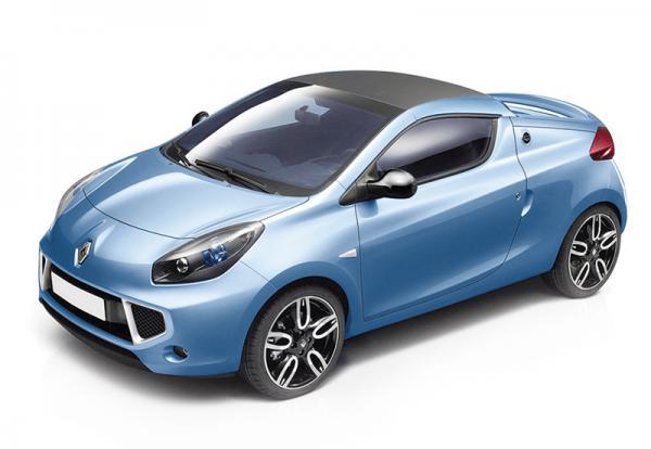 Renault Wind: прирученный ветер