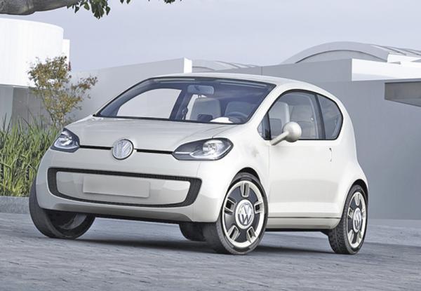 Новый Volkswagen Lupo представят в 2011 году