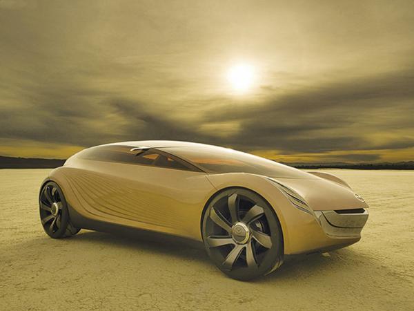 В Mazda работают над новым спорткупе