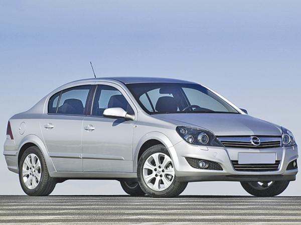 Opel Astra Classic III уже в Украине