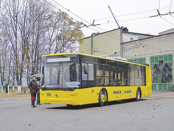 Автобусы с логотипом Евро-2012 скоро появятся в Харькове