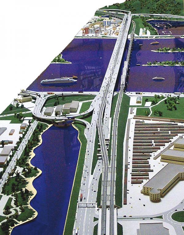 Дарницкий железнодорожно-автомобильный мост построят по новому графику