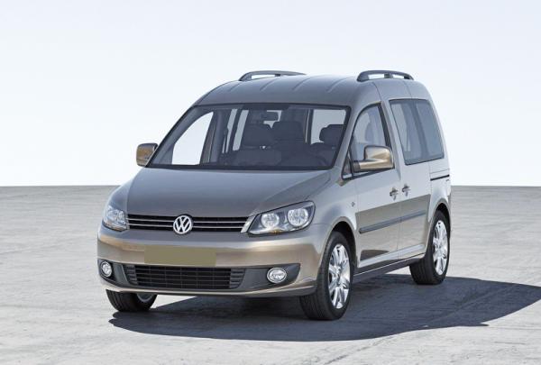 Volkswagen Caddy: основательное омоложение