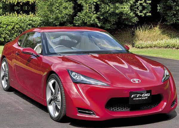 Компактное купе Toyota появится в конце 2011 года
