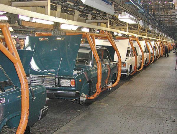 Автомобилестроительная отрасль прогрессирует
