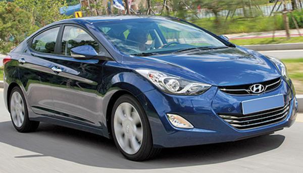 Новое поколение Hyundai Elantra уже в продаже