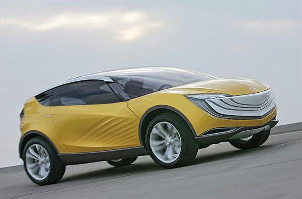 Mazda работает над новым кроссовером CX-5