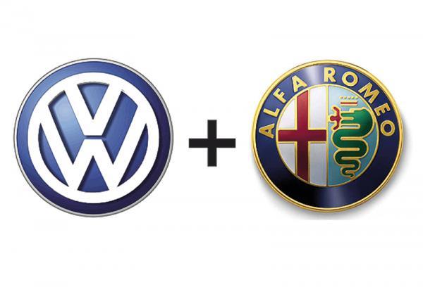 Volkswagen планирует купить Alfa Romeo
