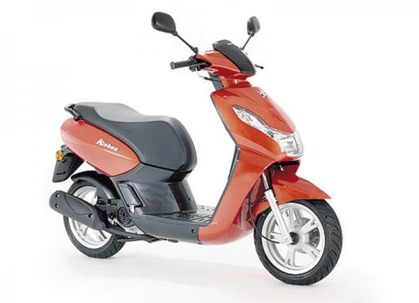 Peugeot Kisbee – новый скутер