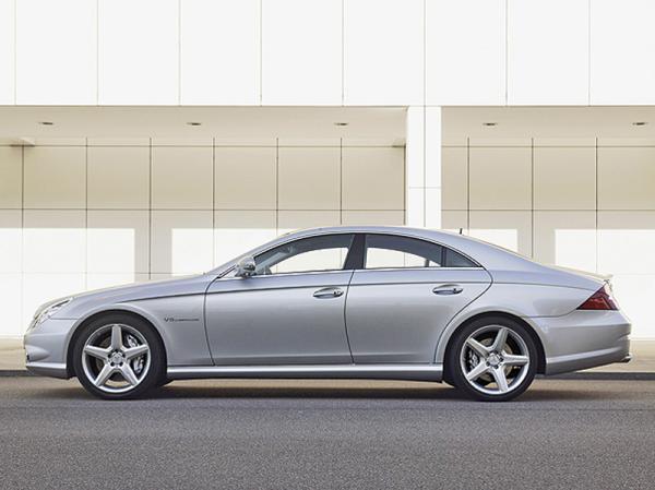 Mercedes CLS снят с производства