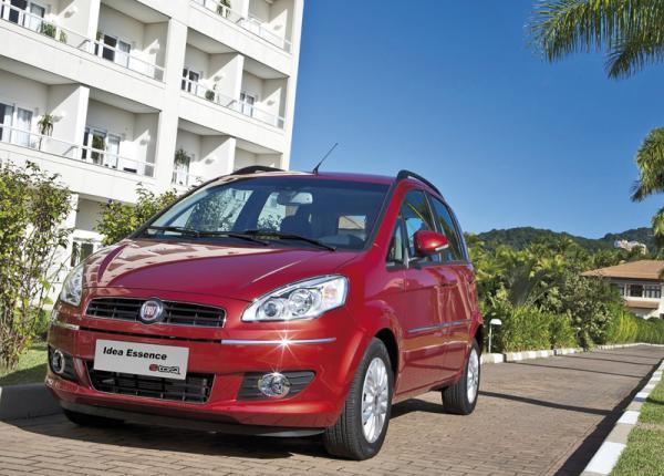 Fiat Idea: освежение