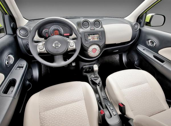 Nissan Micra: знакомый незнакомец