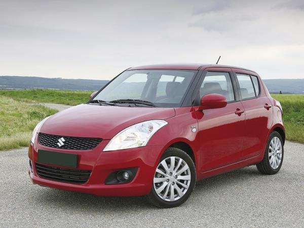Suzuki Swift: знакомый дизайн, новая техника