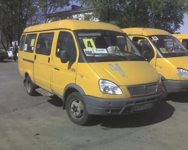 Самые вежливые водители маршрутных такси