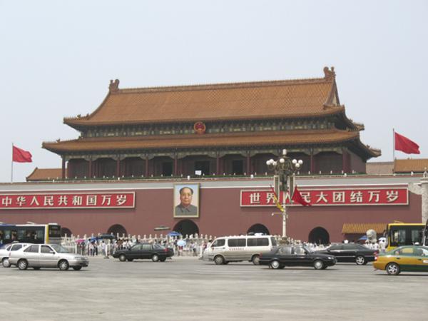 В Китае увеличились продажи автомобилей