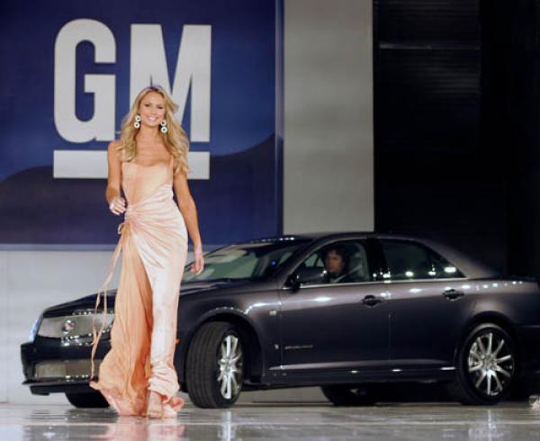 Продажи автомобилей в США увеличились на 5 процентов