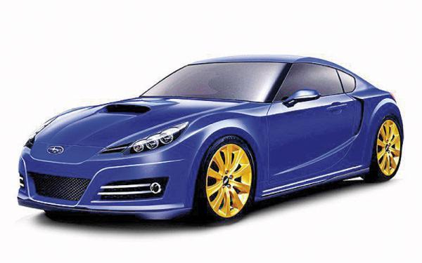 В Subaru раскрыли детали будущего купе