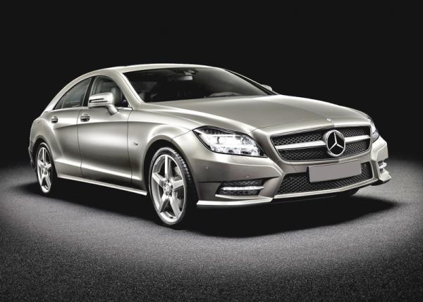 Mercedes-Benz CLS: смена поколений