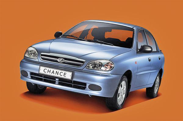 ЗАЗ Chance с автоматической коробкой передач