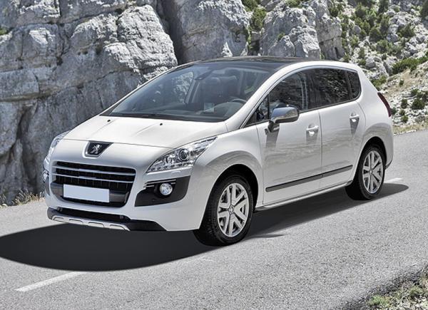 """Peugeot 3008 Hybrid4 – первый дизельный """"гибрид"""""""