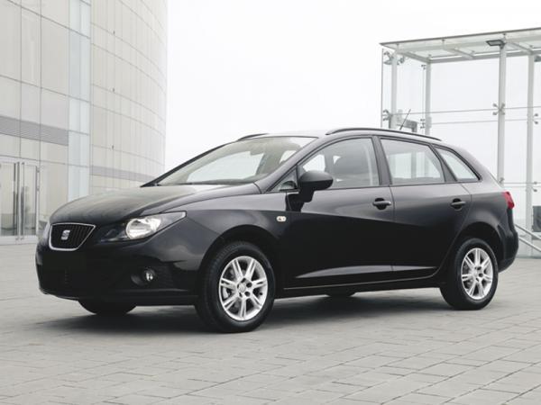 В Украине стартовали продажи обновленного SEAT Ibiza