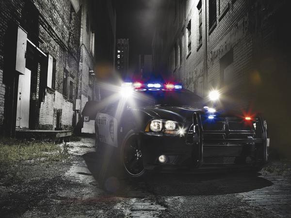 Предвестник нового Dodge Charger