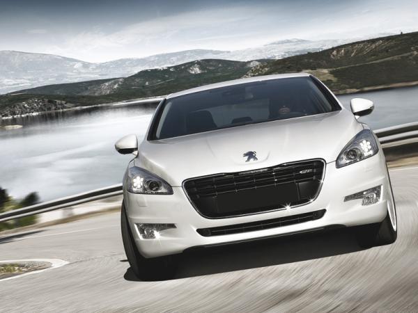 Peugeot 508: новый лидер марки