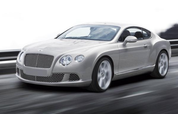 Bentley Continental GT: серьезная модернизация