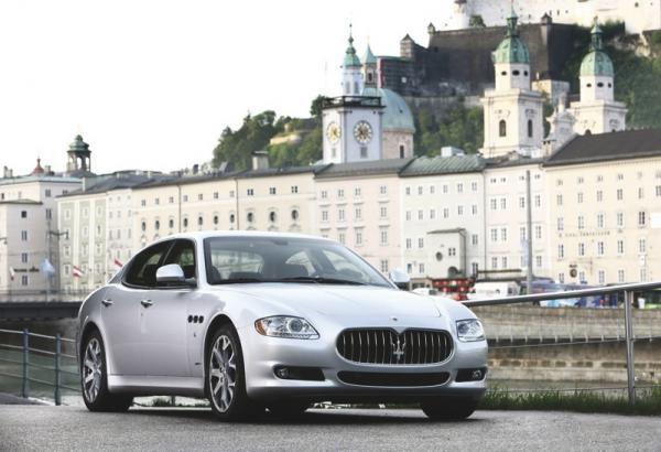 Maserati Quattroporte: вторая молодость спортивного седана