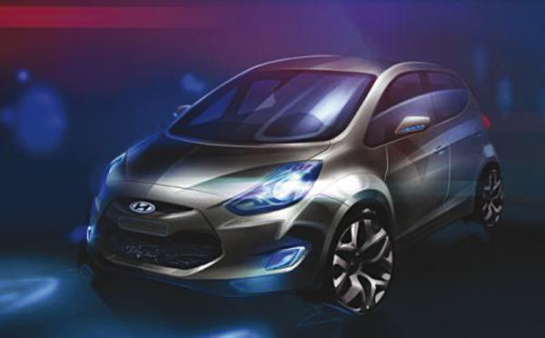 Hyundai ix20 пока только на бумаге