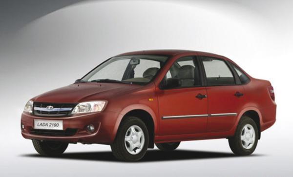 Lada Granta будет выпускаться только в кузове седан и хетчбэк